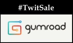 Gumroad Twit button copy